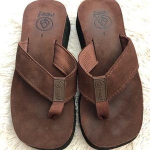 Reef platform sandals